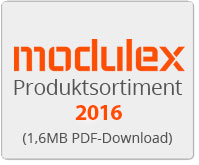 Modulex Produktsortiment
